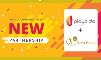 Playzido Extends its Supplier Agreement with Rank Group