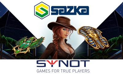 SYNOT Games Signs a Deal with Sazka