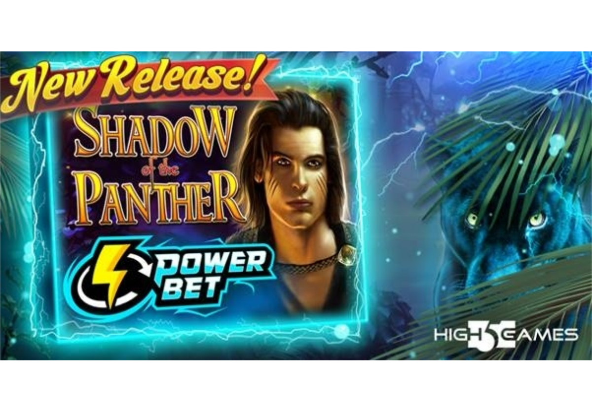 High 5 Games turbo charges Shadow of the Panther