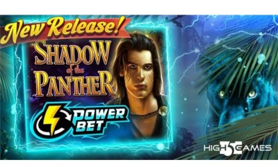 High 5 Games-Shadow of the Panther