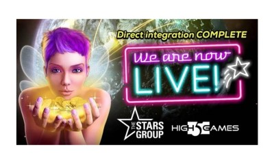 High 5 Games Reaches Content Distribution Agreement With The Stars Group