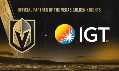 Vegas Golden Knights Announce Official Partnership With IGT