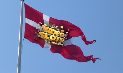 Videoslots goes live in Denmark
