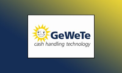 GeWeTe Displays its Cash-Center-Premium Machine at BEGE 2019