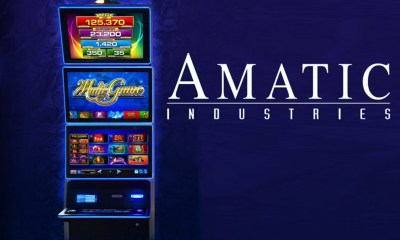 Amatic Industries Introduces New Games and Update Kit at BEGE 2019