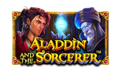 Pragmatic Play Enters A Whole New World In Aladdin And The Sorcerer