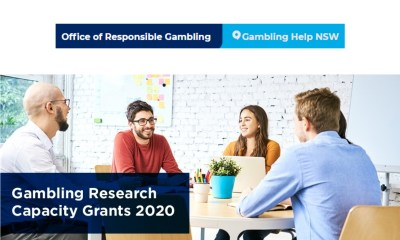 New funding opportunities for gambling research