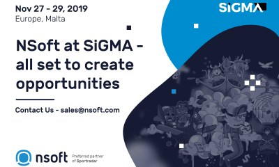 NSoft at SiGMA - all set to create opportunities