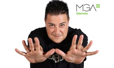 MGA Games hires hit musical producer in Spain, Quique Tejada, to create the audio for its games