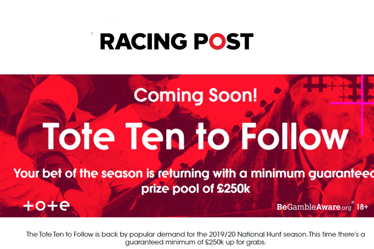 Racing Post and UK Tote Group announce new long-term partnership