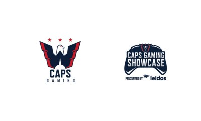 Monumental Sports & Entertainment Announces New Esports Sub-Brand Caps Gaming Presented by Leidos