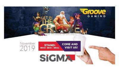 GrooveGaming to Showcase Innovative Technologies at SiGMA 2019