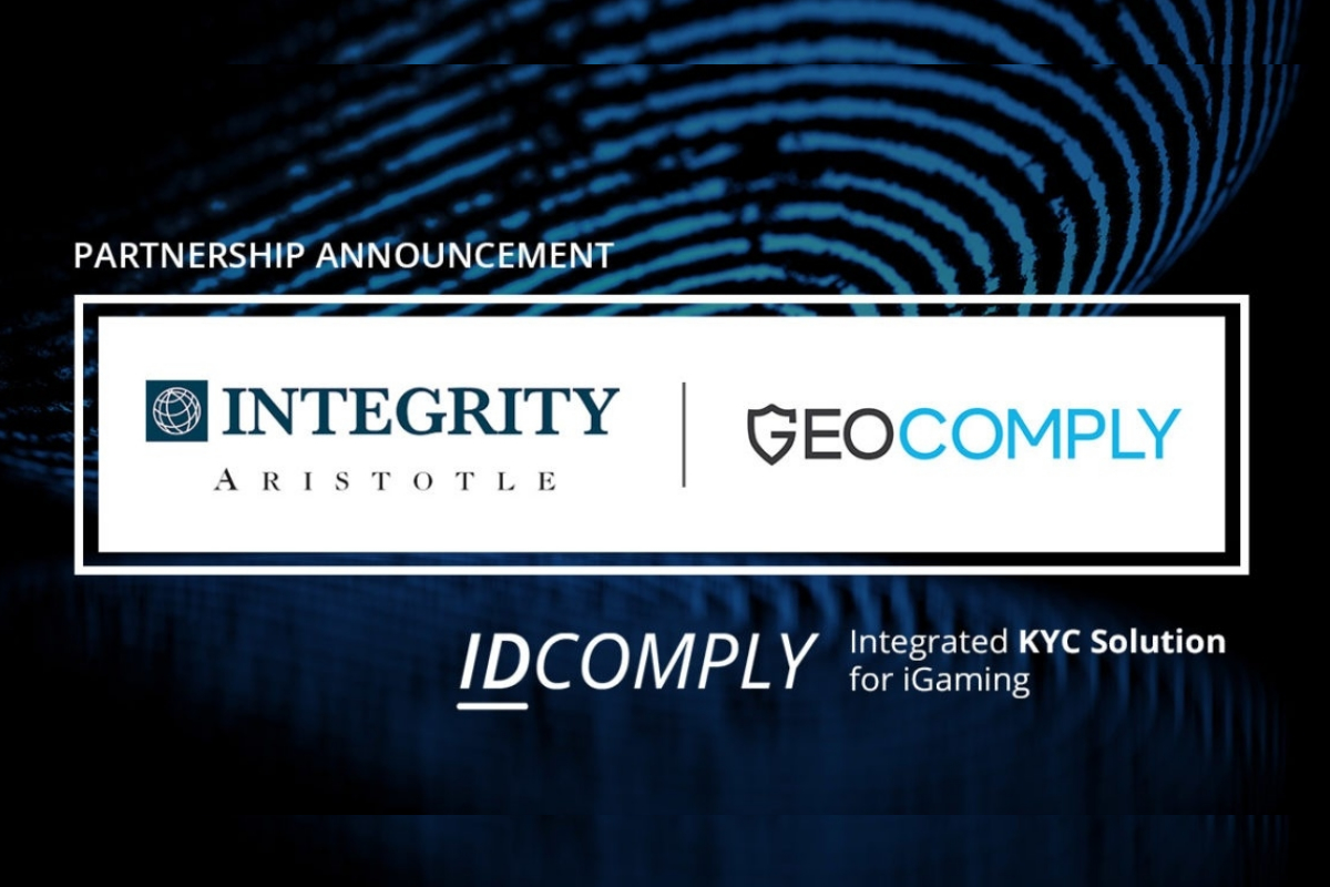 Aristotle Integrity Partners with GeoComply for Integrated IDComply Solution