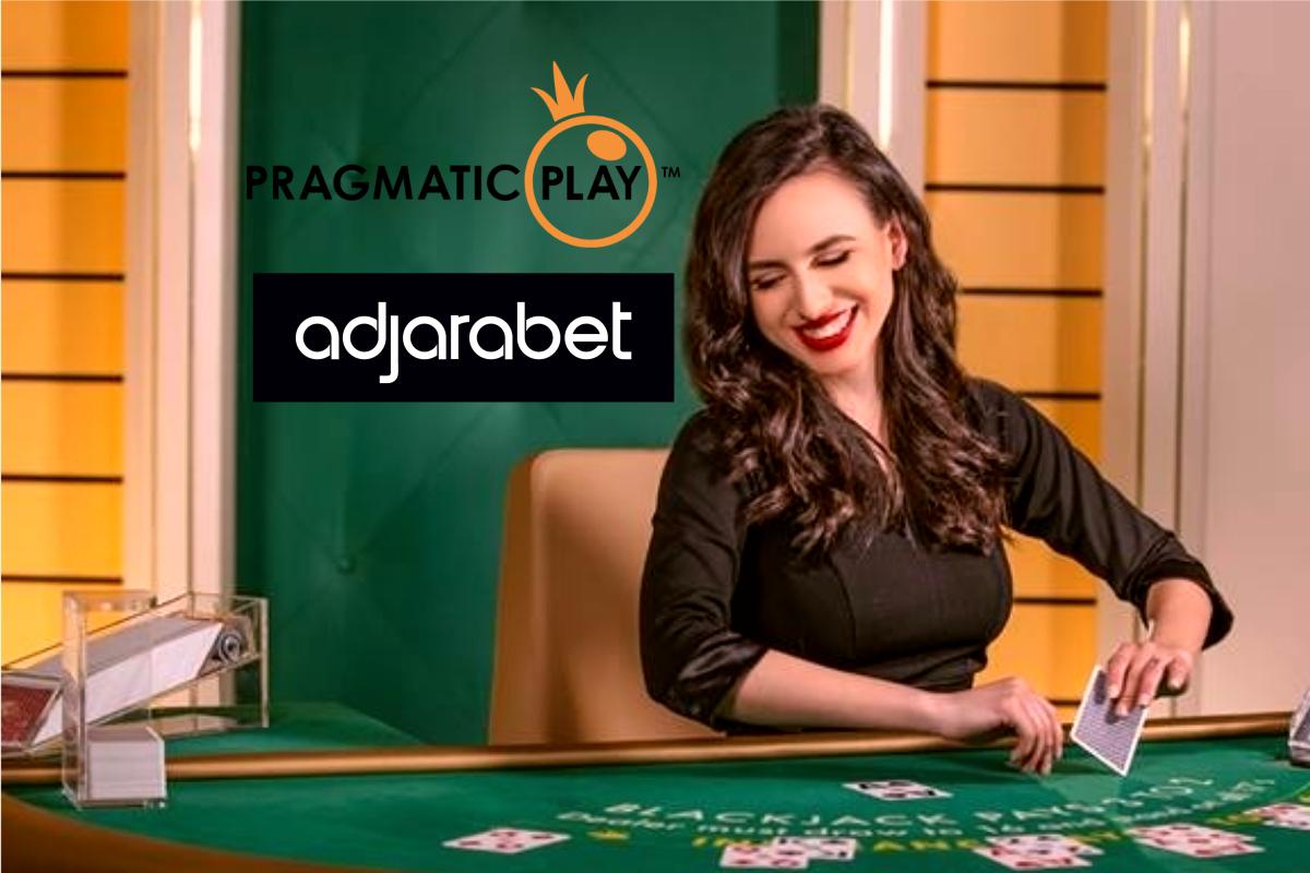 Pragmatic Play's Live Casino Portfolio Available With Adjarabet