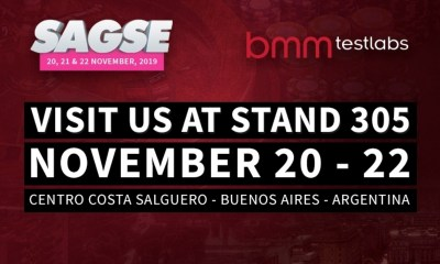BMM to Exhibit at SAGSE 2019