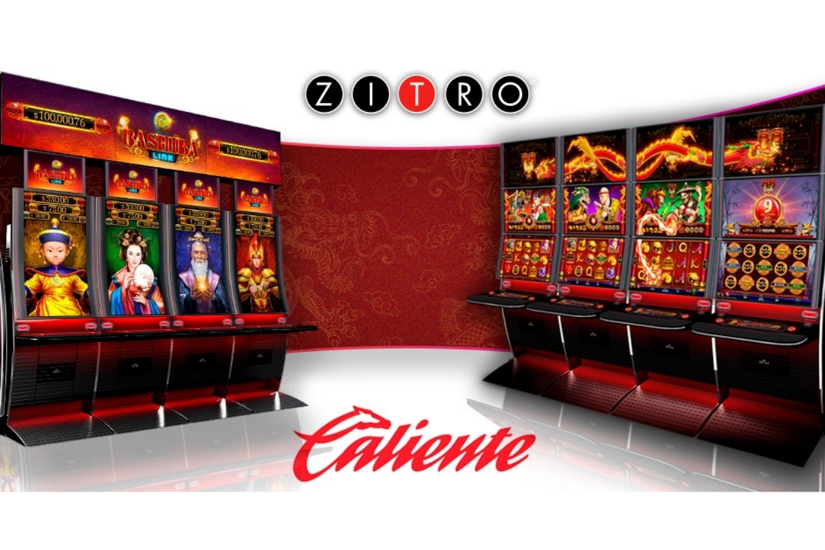 Zitro's Illusion And Allure Arrives At Caliente Casino