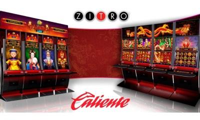 Zitro's Illusion And Allure Arrives At Caliente Casino