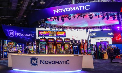 NOVOMATIC Winning Technology Holds Strong Footprint in France's Golden Palace Casino