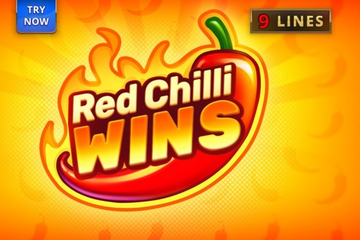 Playson with new slot Red Chilli Wins