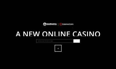 GoodGaming to launch new CasinoCoin-powered brand
