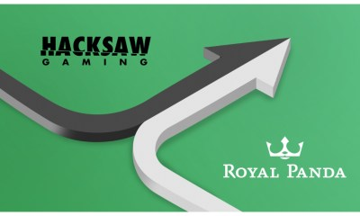 Hacksaw Gaming have announced a new partnership with operator Royal Panda
