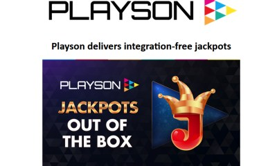 Playson delivers integration-free jackpots