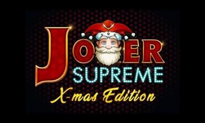 Kalamba Games brings seasonal joy with Joker Supreme: X-mas Edition
