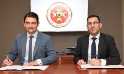 MGA and Malta FA sign Data Sharing Agreement