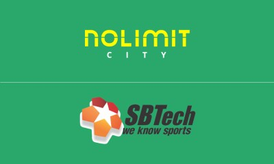 Nolimit City announces SBTech content partnership
