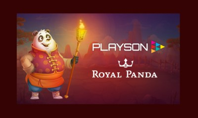 Royal Panda goes live with Playson content