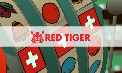 Red Tiger live with Swiss Casinos