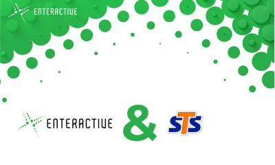 STS signs with Enteractive