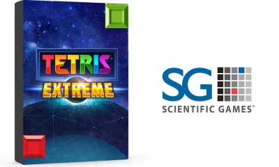 Scientific Games Reimagines Iconic TETRIS® Gameplay with New TETRIS EXTREME Slot Game