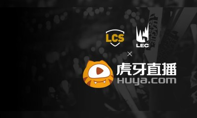 Huya Becomes Chinese Broadcast Partner of LCS and LEC