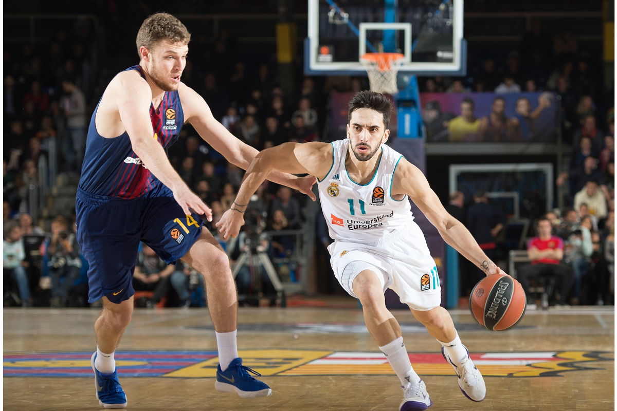 Euroleague Basketball Extends Exclusive Official Data Partnership with Genius Sports Group