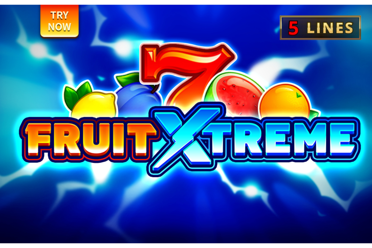 Playson gives fans a flavour boost with Fruit Xtreme