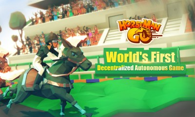 Horseman GO, World's First Decentralised Autonomous Game Launches on EOS