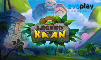 Evoplay Entertainment steps into the jungle with Legend of Kaan