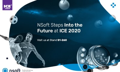 NSoft Steps Into the Future at ICE 2020