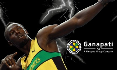 Ganapati PLC Teams Up With Usain Bolt