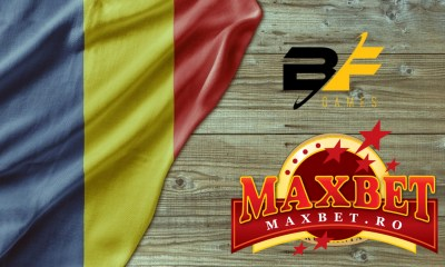 BF Games live in Romania with MaxBet.ro