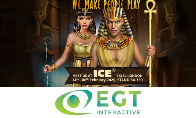 EGT Interactive to Present its Scarab Jackpot System at ICE London 2020