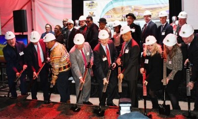 Spectacle Entertainment and Hard Rock International Break Ground On $400 Million Hard Rock Casino Northern Indiana