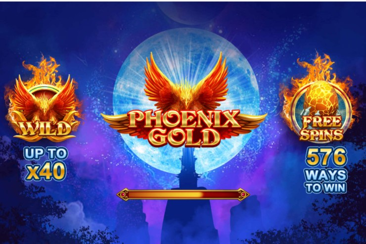 Soar to Winning Heights in Pariplay's New 'Phoenix Gold' Slot