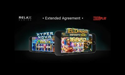 Relax Gaming extends ReelPlay partnership