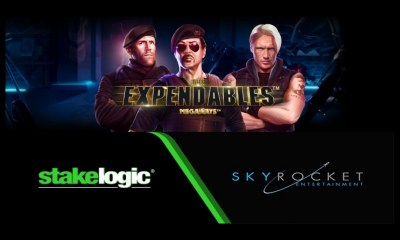 Stakelogic Partners with Skyrocket to Launch Branded Slots