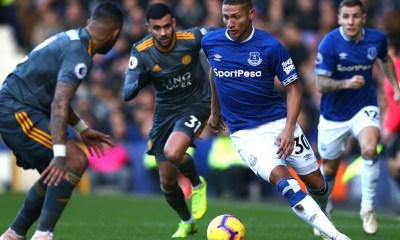 Everton to End Sponsorship Deal with SportPesa