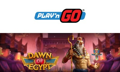 Play'n GO with Dawn of Egypt