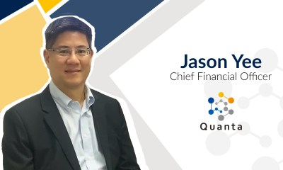 Jason Yee Appointed as Quanta CFO