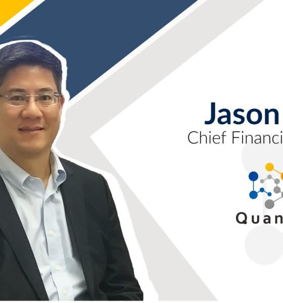 Jason Yee Appointed as Quanta CFO
